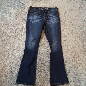 American Eagle Outfitters Skinny Kick Jeans